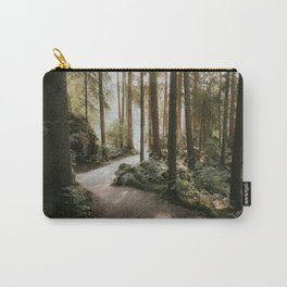 Lost in the Forest - Landscape Photography Carry-All Pouch