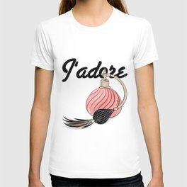 perfume Jadore T-shirt