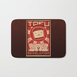 Tofu Revolution Bath Mat