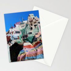 Salvation Mountain No. 3 Stationery Cards