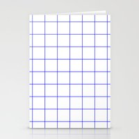 grid Stationery Cards featuring GRID by G-VNCT