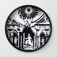 florence Wall Clocks featuring Florence by Mad Love