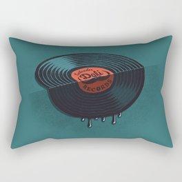 Hot Record Rectangular Pillow
