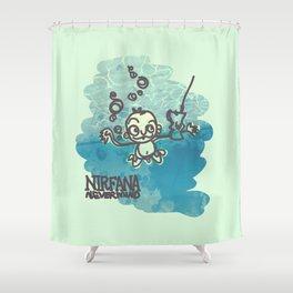 NIRFANA Shower Curtain