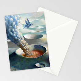 Chaosmos Stationery Cards