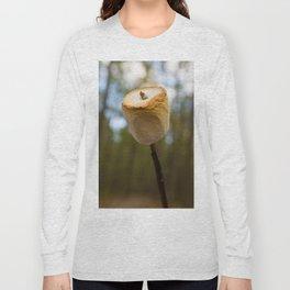 Roasting Marshmallows  Long Sleeve T-shirt