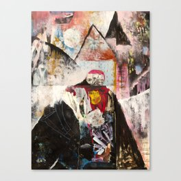 Intention Gets Lost In The Details Canvas Print