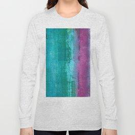 Abstract No. 187 Long Sleeve T-shirt