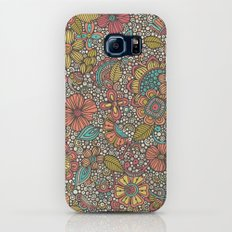 Doodles Garden Galaxy S7 Slim Case