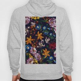 Surreal Floral Hoody