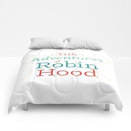 The Adventures of Robin Hood · Illustration Title Comforters