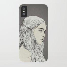 D T iPhone Case