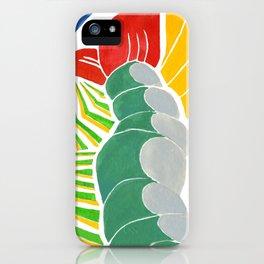 Fishy Girl iPhone Case