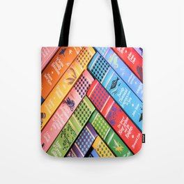 Leather Bound Classics Series - Part 2 Tote Bag