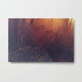 Mists of Heaven Metal Print