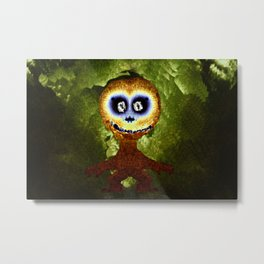 Welcome to my home Metal Print