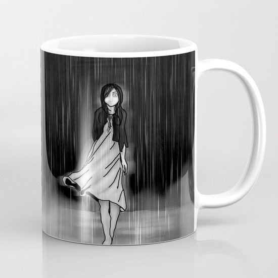 ... as the rain fell on me Mug