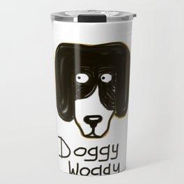 Doggy Woggy Travel Mug