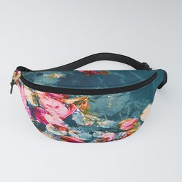 Flowers Floating in A Remote Pond Fanny Pack
