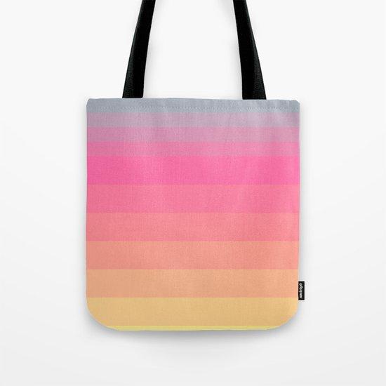 Neon Dream Tote Bag