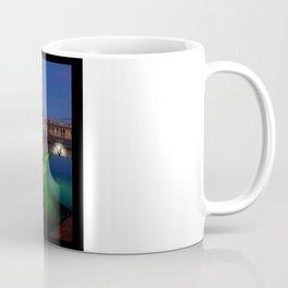 Dublin's River Liffey By Night Coffee Mug