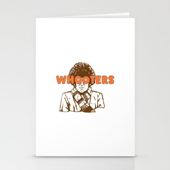 Whooters Stationery Cards