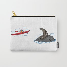 Seal and Kayak Carry-All Pouch