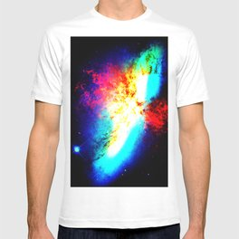 Galaxy : Bright Supernova T-shirt