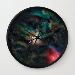 Rho Ophiuchi Cloud Complex Wall Clock