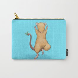 Yoga Rat, Day 2 Carry-All Pouch