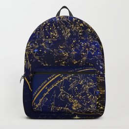 Star Map - City Lights Backpack