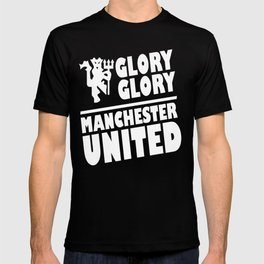 Slogan: Man United T-shirt