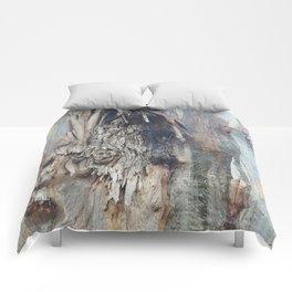 Colors of a Eucalyptus Comforters
