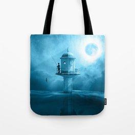 le phare Tote Bag