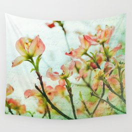 Thoughts of Spring Wall Tapestry