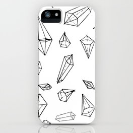 Diamonds iPhone Case