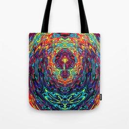 Mixed Emotions Tote Bag