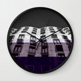 Trip on series #2 Wall Clock