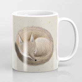 Swift Fox Sleeping Coffee Mug