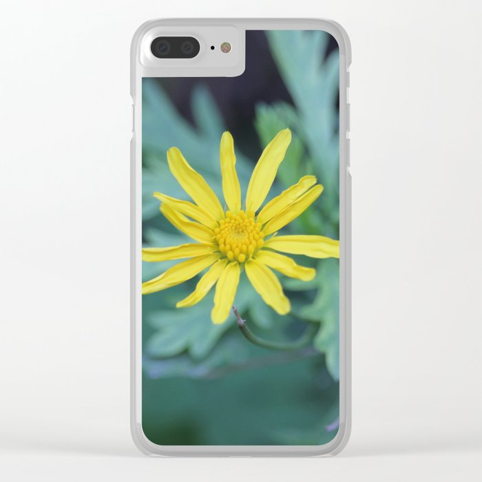 Sign of Life Clear iPhone Case