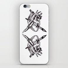 Heart of an artist iPhone & iPod Skin