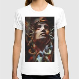 The last moments of Medusa T-shirt