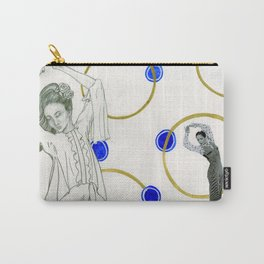 Flamenco Dancing Carry-All Pouch