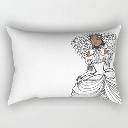 I'm Royal Rectangular Pillow