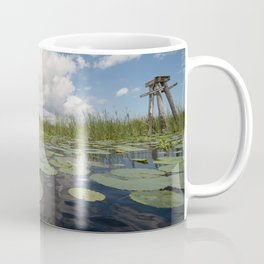 From a Frog's Point of View Coffee Mug