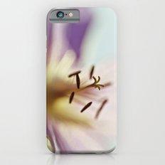 Lilac Blues iPhone 6s Slim Case