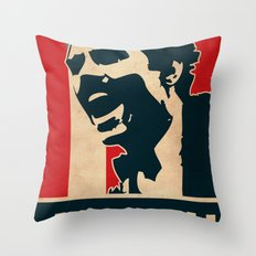 Albizu - Vintage Throw Pillow