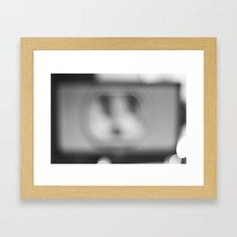 Gateway To Power Framed Art Print