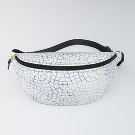 MOSAIC SCALLOP Fanny Pack