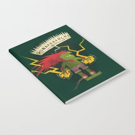 Electric Thunder Notebook